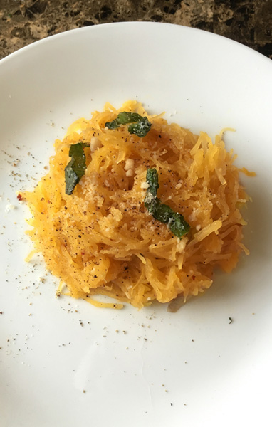 Shredded Butternut Squash