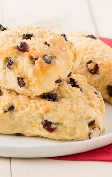 Amaz!n™ Berry Blend Yogurt Scones
