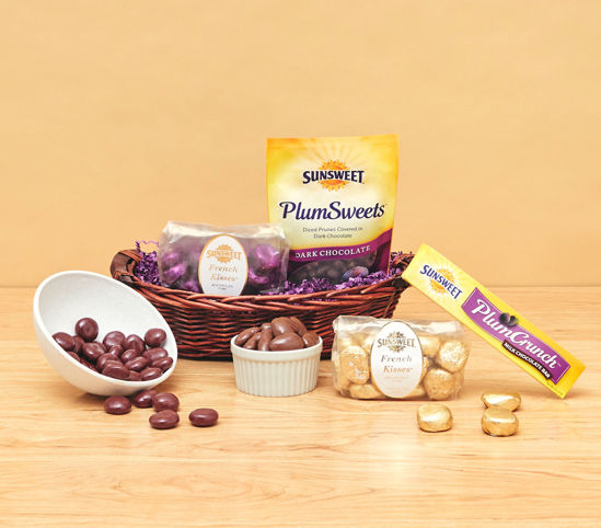 Picture of Chocolate Lover's Gift Basket