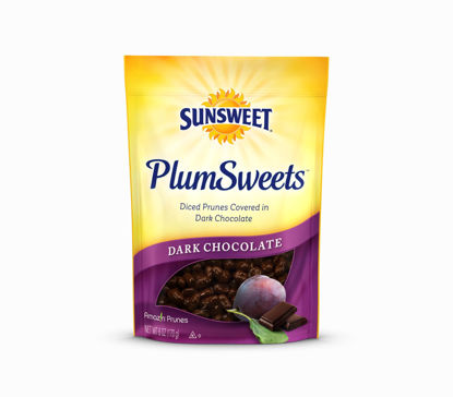 Picture of Chocolate Plum Sweets