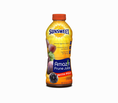 Picture of Amaz!n™ Prune Juice with Pulp - 32oz