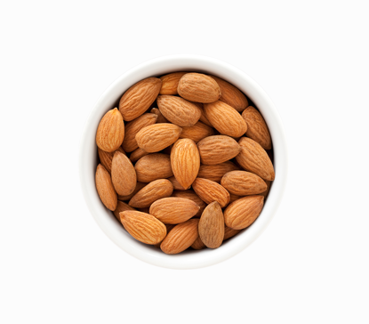 Picture of Natural Almonds Pouch