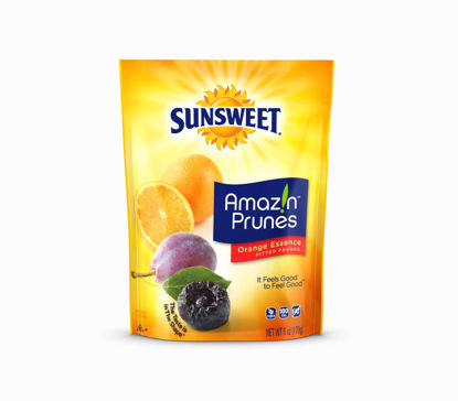 Picture of Orange Essence Amaz!n™ Prunes