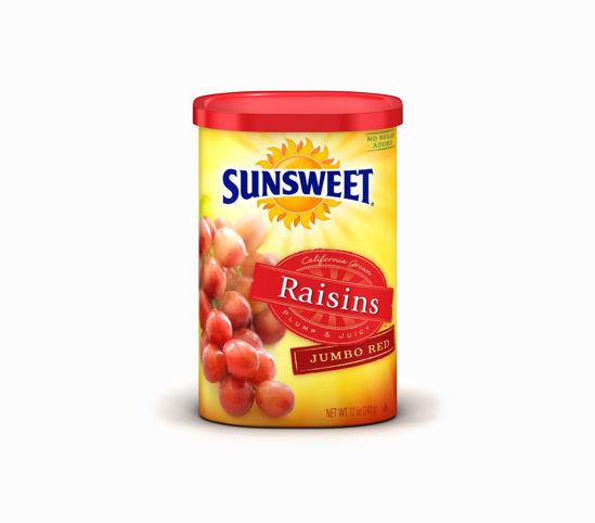Picture of Premium Varietal Raisins Canister